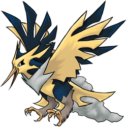 Zapdos drawing shading. Thecompleteanimorph s deviantart gallery