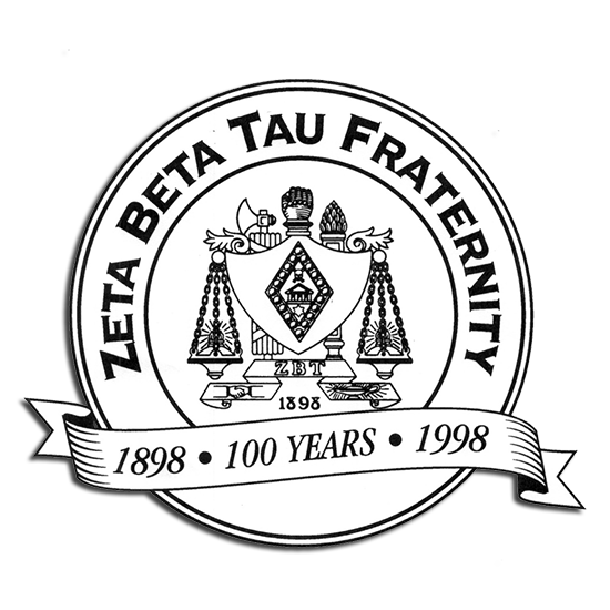 Zbt crest png. Zeta beta tau stacy