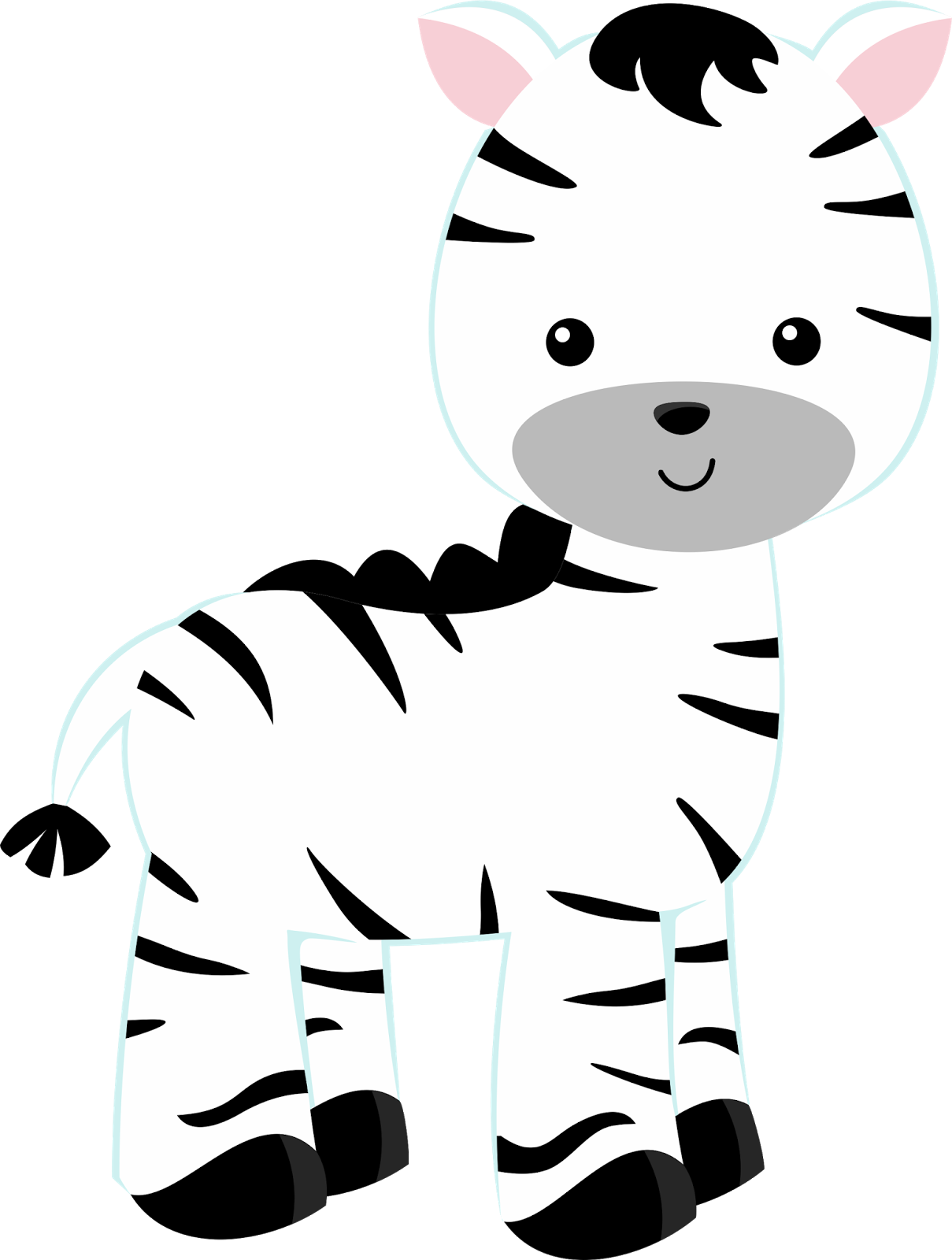 Zebra Baby Shower Png Picture 403666 Zebra Baby Shower Png