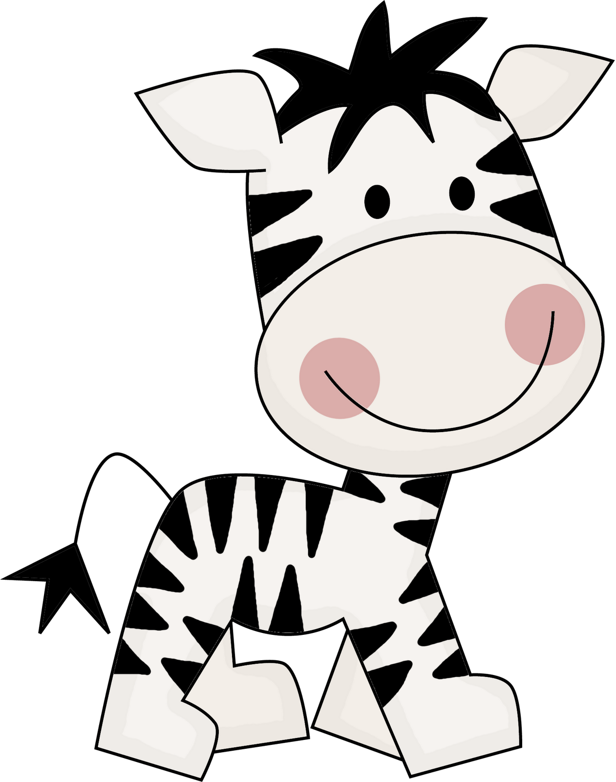 Zebra baby shower png. Collection of clipart