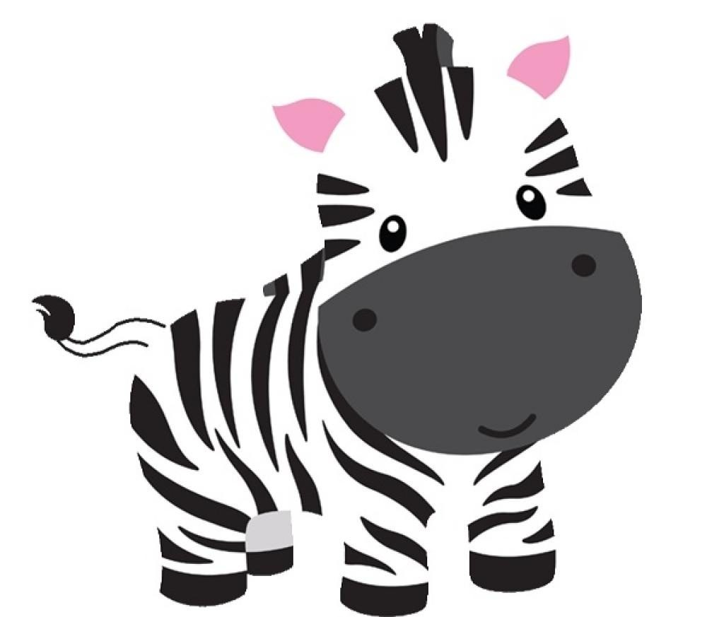 Zebra clipart jpeg. Easy draw pencil and