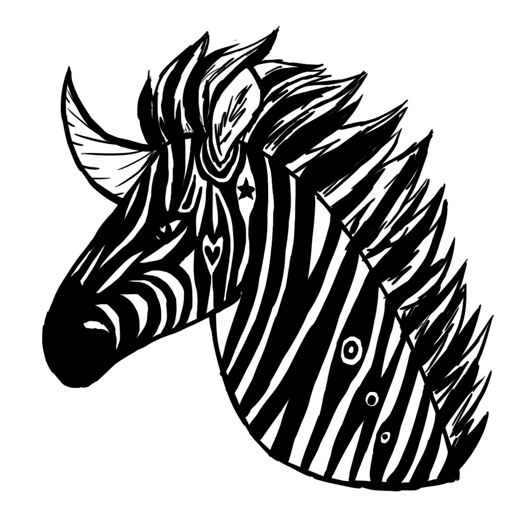 Zebra unicorn png. By jackanope fur affinity png transparent download