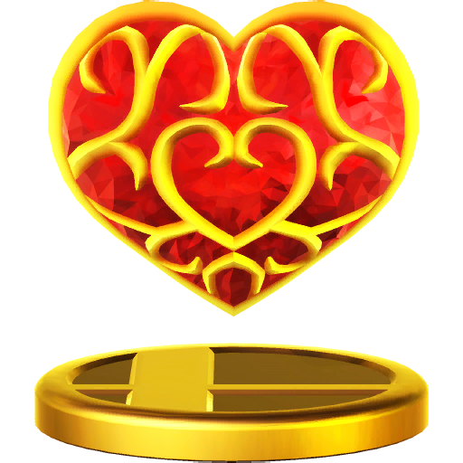 Heart container png. Image super arc bros