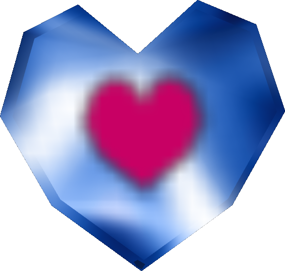 Zelda heart container png. Image piece of ocarina