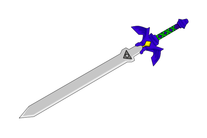 Zelda master sword png. Skyward by firearturo on