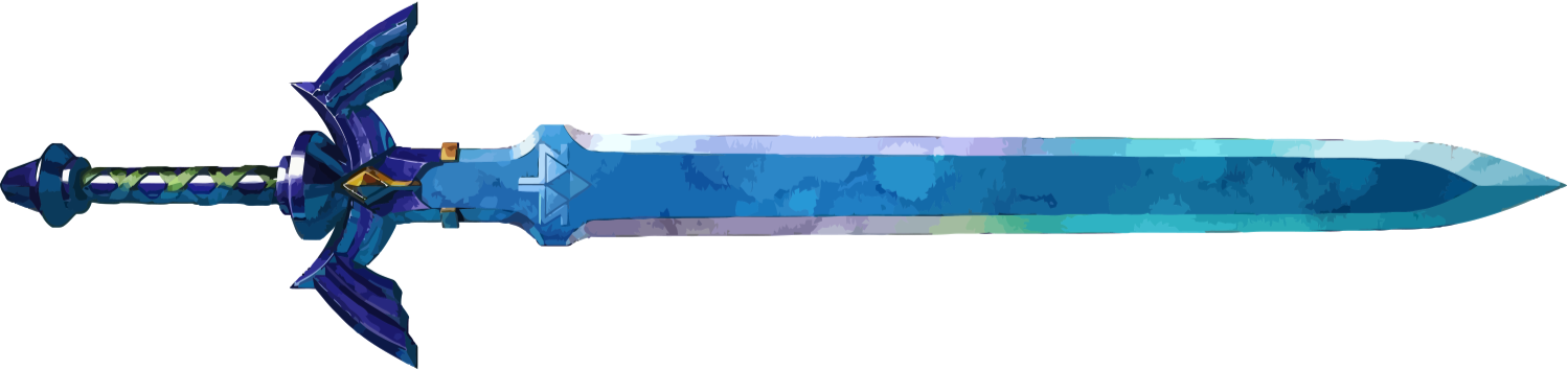Zelda master sword png. The light that seals