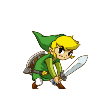 Transparent zelda. Link png hd legend
