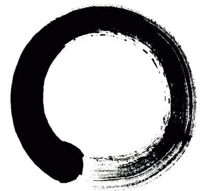Zen circle png. Classics of buddhism and
