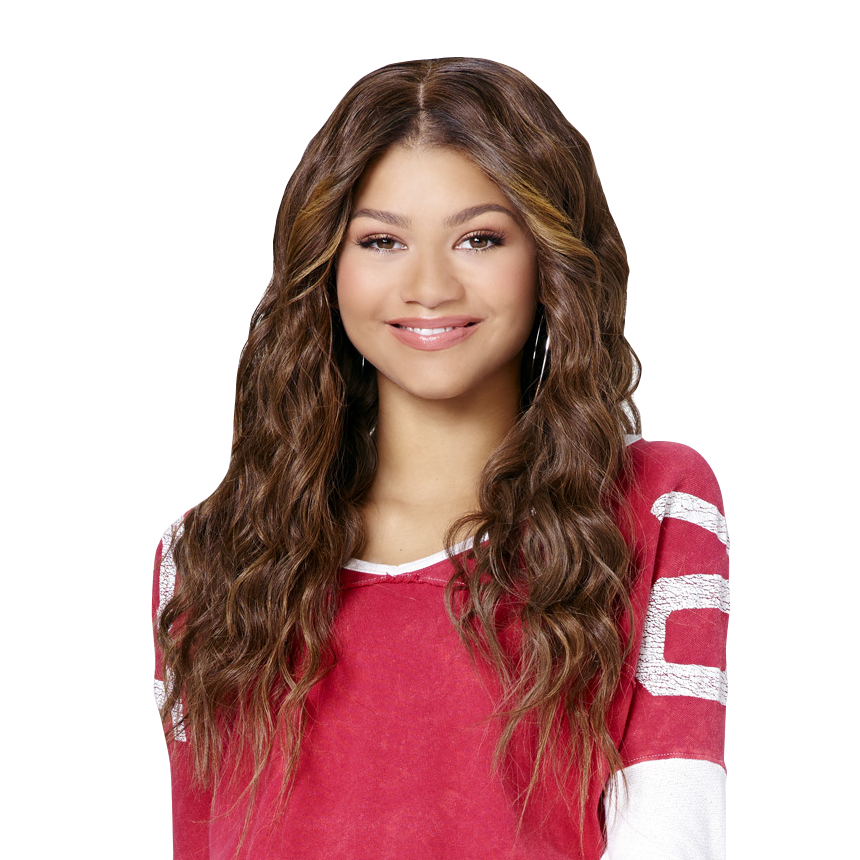 Zendaya transparent zapped