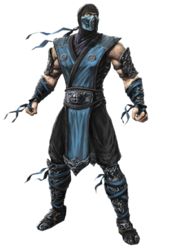 Zero drawing mortal kombat. Sub wiki fandom powered