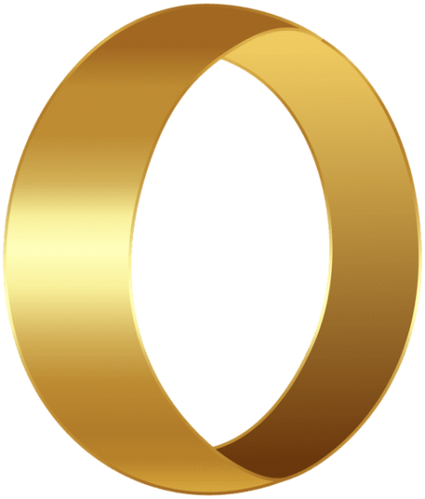 Golden png free images. Zero transparent number graphic freeuse
