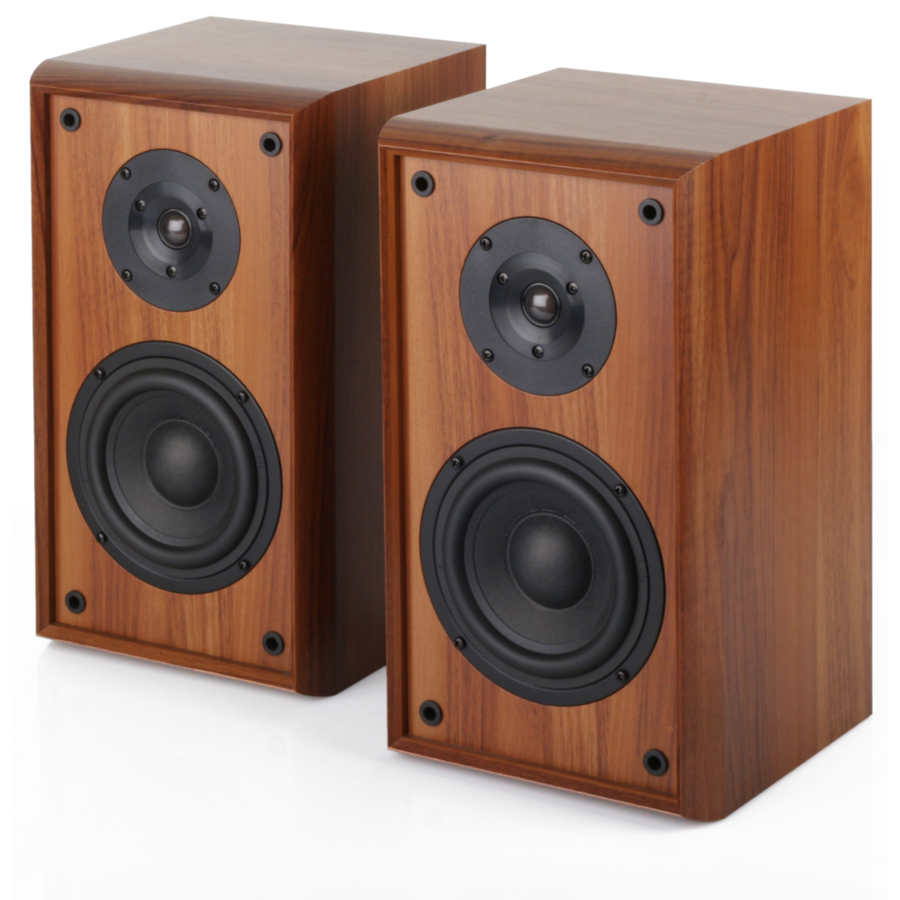 Zero transparent vanatoo. Bookshelf speakers premium sound
