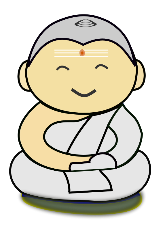 Monkas clipart buddha thailand. Free zeus cliparts download