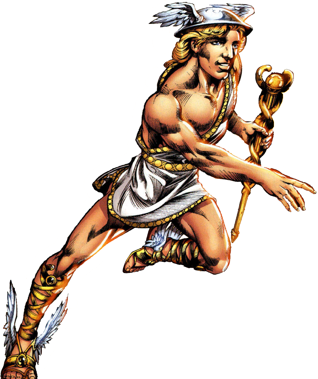 Zeus clipart hermes god. Diaktoros earth mythology in