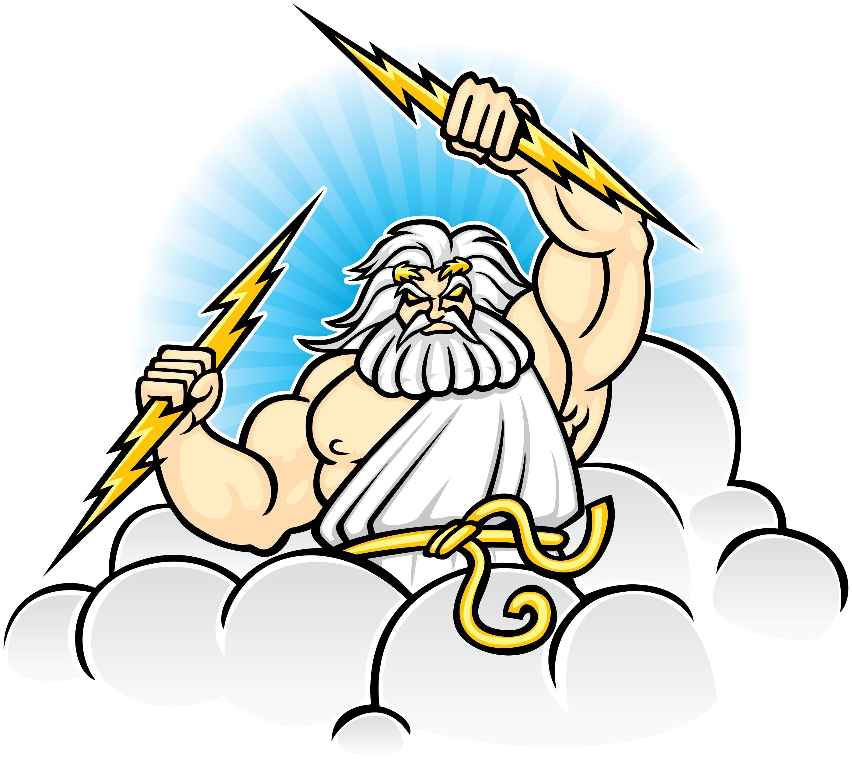 Zeus clipart zeus symbol. Ep self consistency youtube