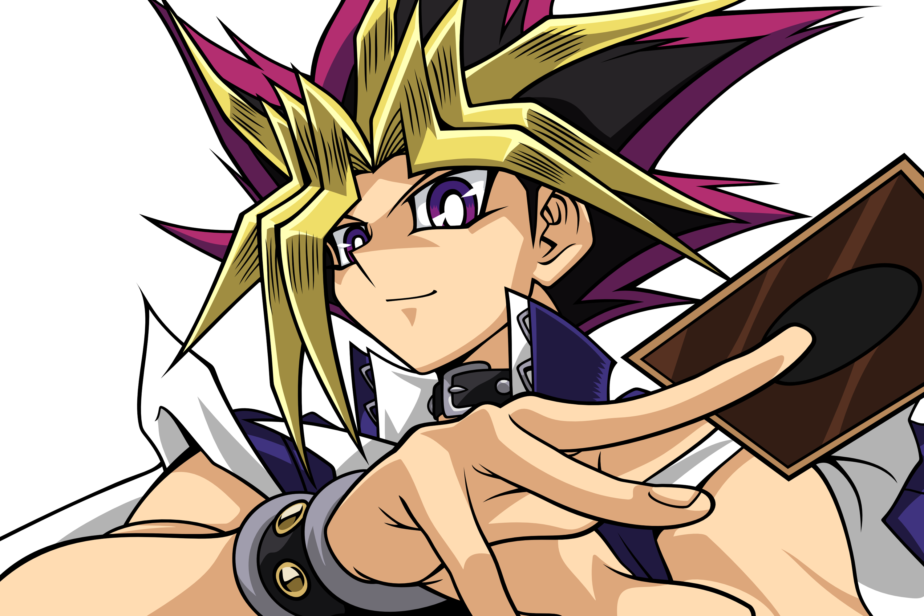 Zexal vector dark. Yugi muto by the