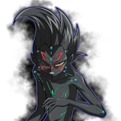 Zexal vector dark. No black mist tumblr