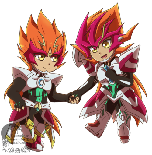 Zexal vector ray. Hope tumblr chibi commission