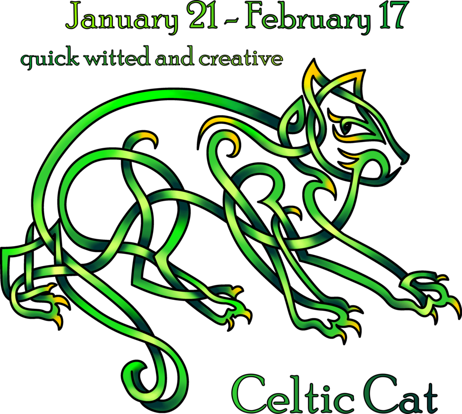 Zodiac drawing celtic. Two more from the