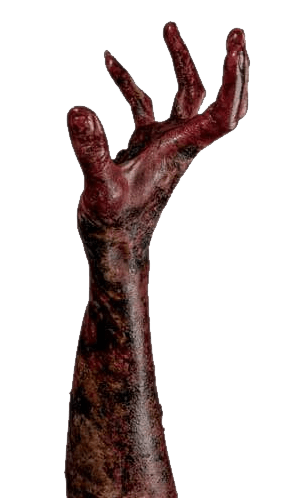 Zombie arms png. Shop the walking dead