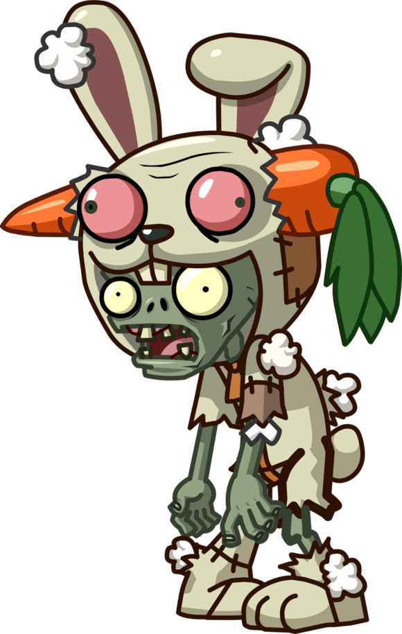 Plants vs zombies zombie png. Image rabbit wiki fandom