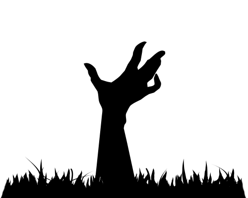 Zombie hand png. Footer transparent stickpng download
