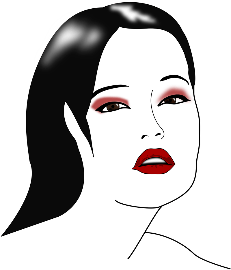 Oatmeal newmakeupjdi co for. Zombie makeup png clipart royalty free library