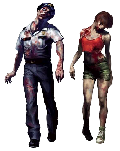 Zombie resident evil png. Zombies pinterest