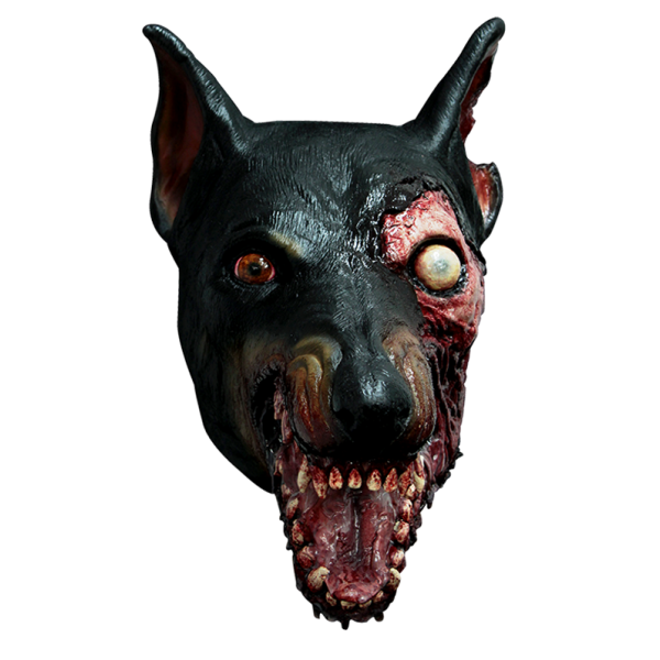 Zombie resident evil png. Dog ghoulish productions
