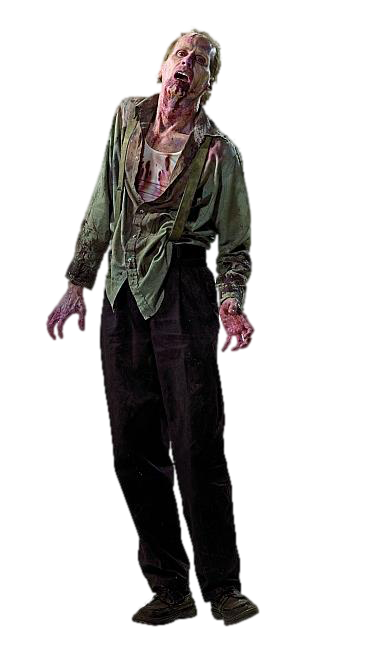 Zombie walking png. Image zumbi the dead