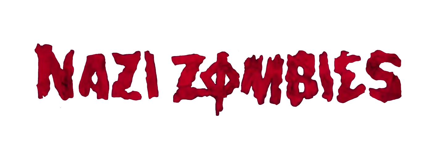 Zombies logo png. Just spent minutes making