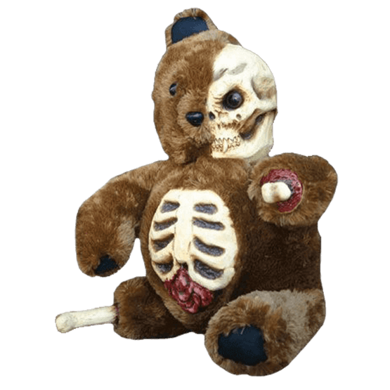 Zombies teddy bear png. Zombie hs by playground