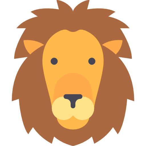Zoo animal png. Lion animals wild life