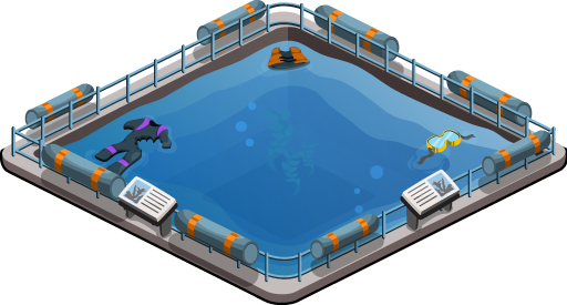 Zoo cage png. Image shark tiny wiki