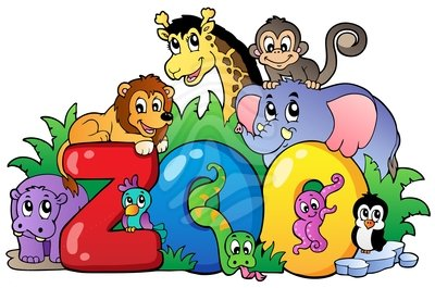 Trip . Zoo clipart clipart free library