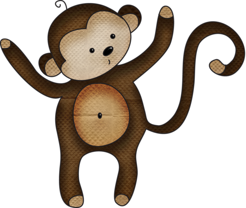 Zoo clipart dear zoo. Monkeys pinterest monkey kids