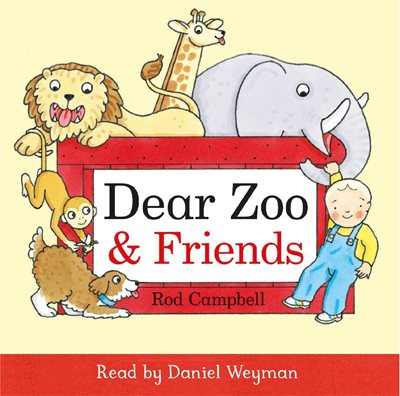 Dear Zoo and Friends Audio by Rod Campbell
