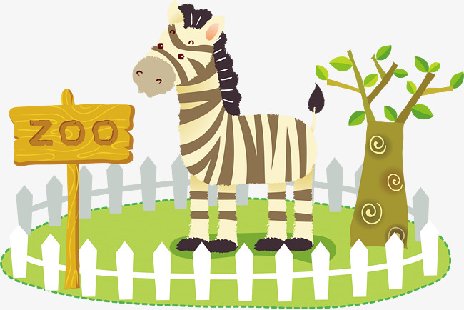 Inside the vector hand. Zoo clipart zebra graphic free library
