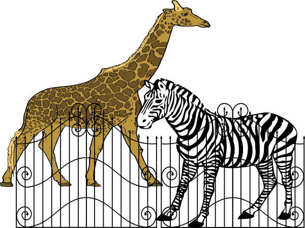 Free cliparts download clip. Zoo clipart zoo enclosure jpg royalty free library