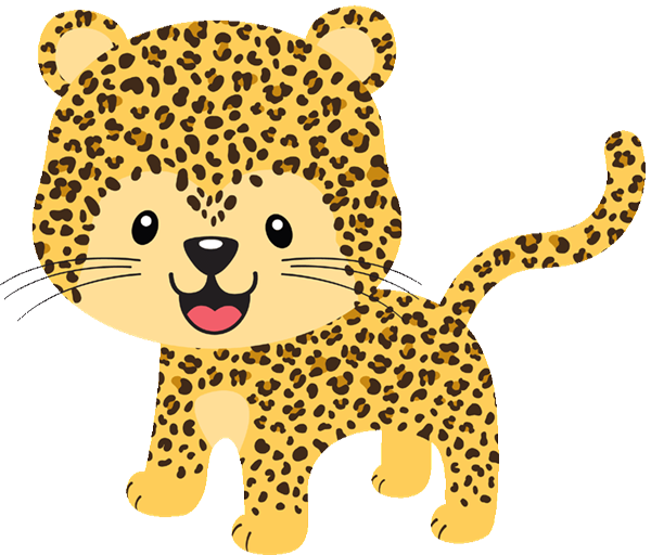 Zoo vector jungle party. Shared clip art
