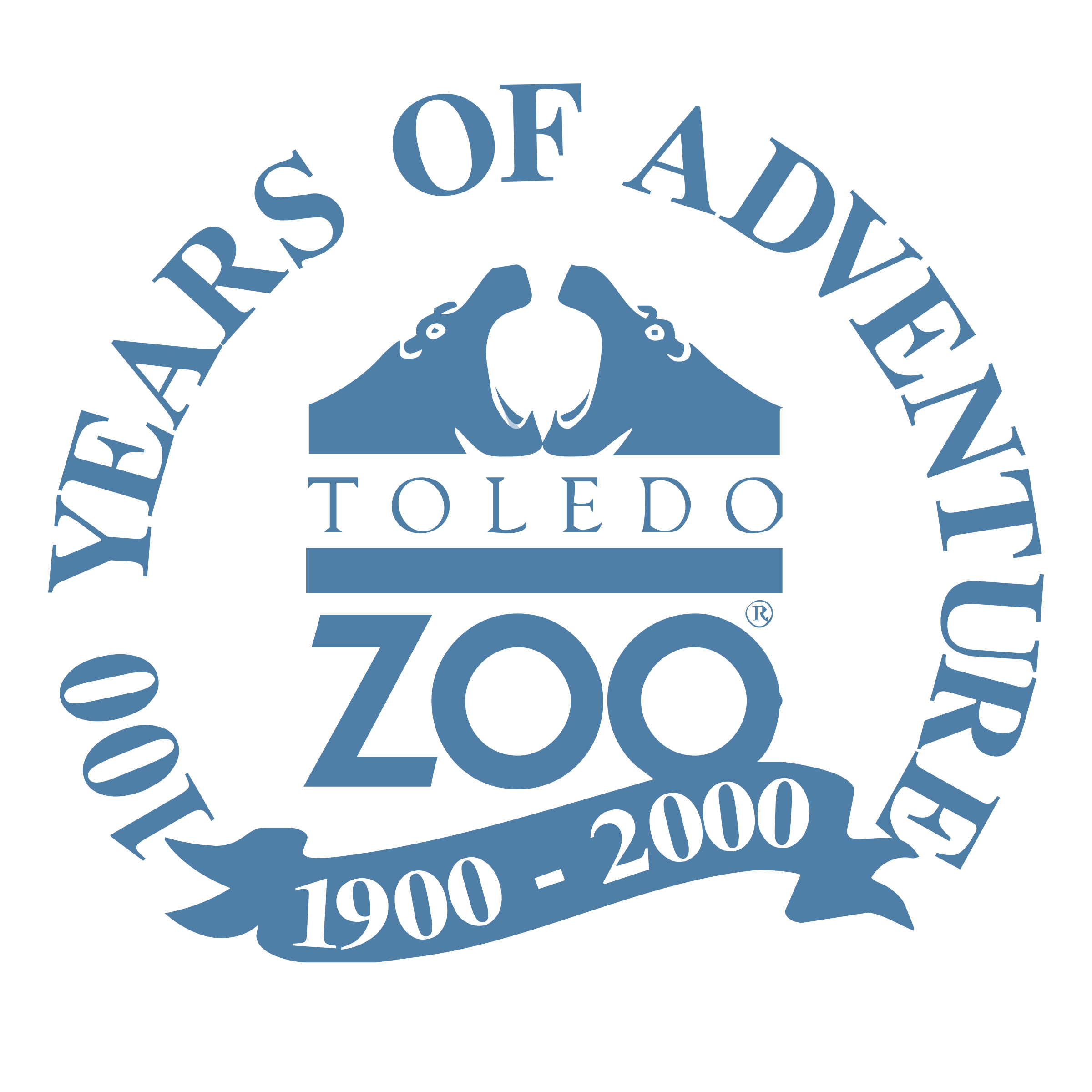 Toledo png transparent svg. Zoo vector logo vector stock
