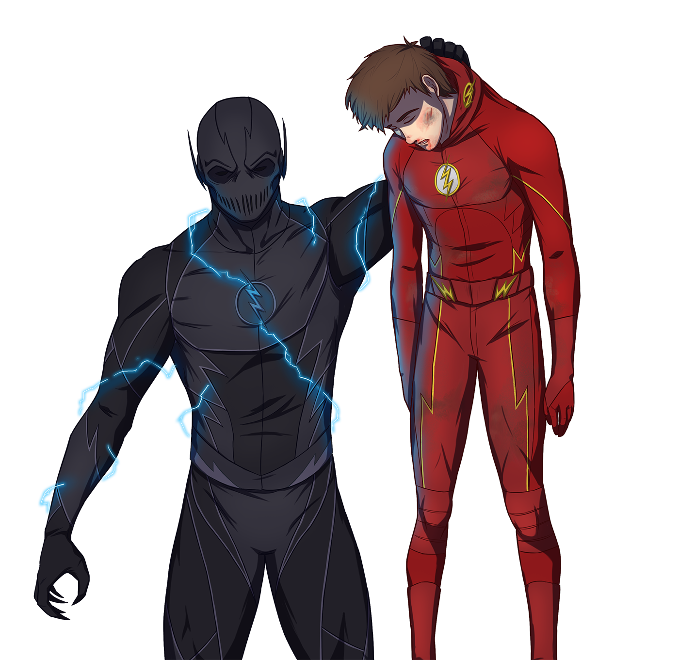 Godspeed drawing zoom. Collection of flash
