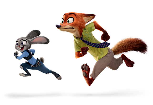 Zootopia png. Image judy and nick