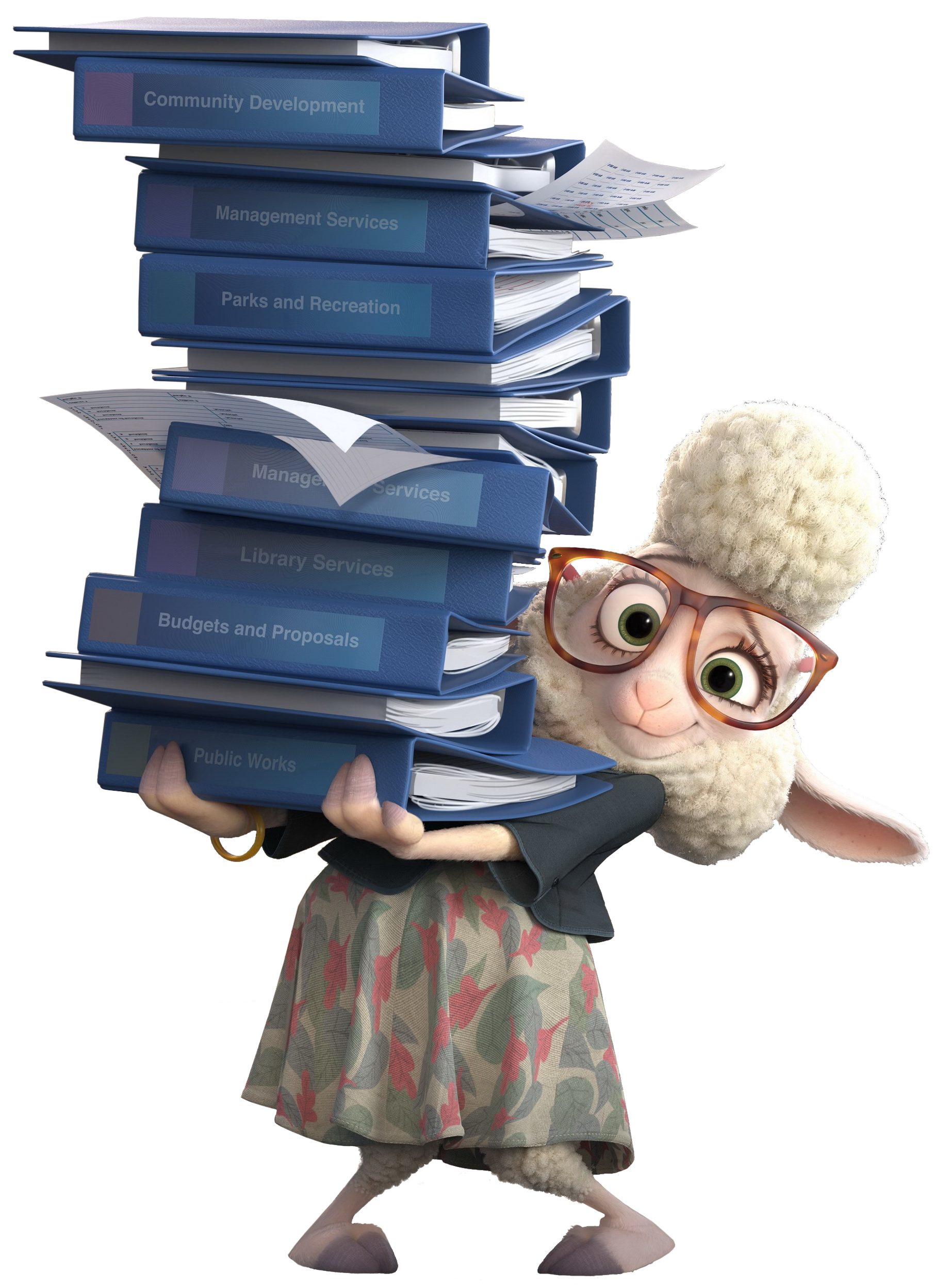 Zootopia png images. Image bellwether disney wiki