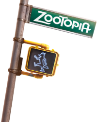 Zootopia traffic sign png. Image gallery of real